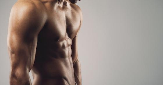 効果:スクワットは、腹筋の33倍の痩せ効果
