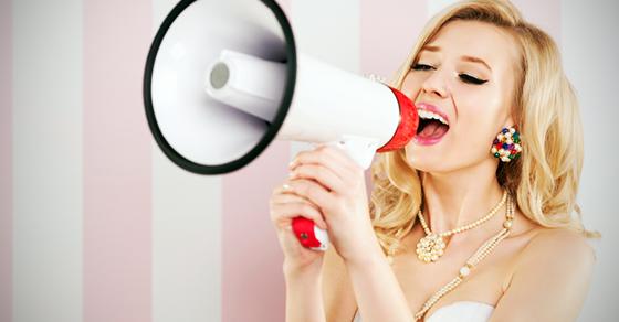 エッチな女の子の特徴2: 声が高い